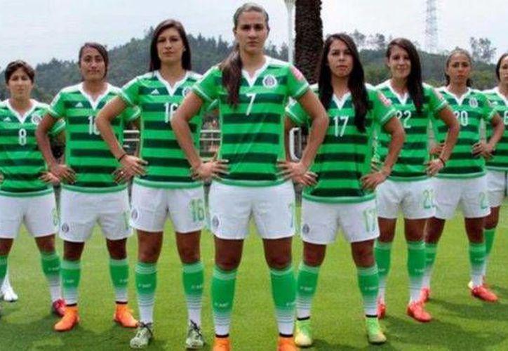 El futbol profesional femenil será por fin una realidad en México. (Foto tomada de talacheros.mx)