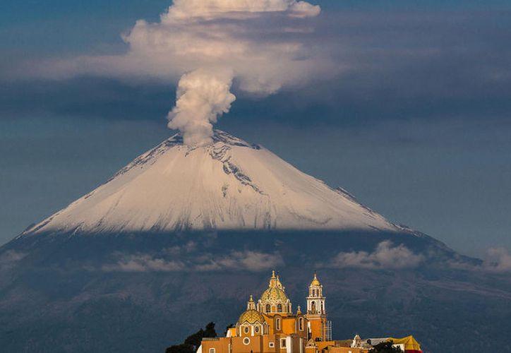 Actualizan el mapa de riesgo del volcán Popocatépetl y definen cuáles serán los estados más vulnerables en caso de una posible erupción. (Foto: Wall Street International Magazine)