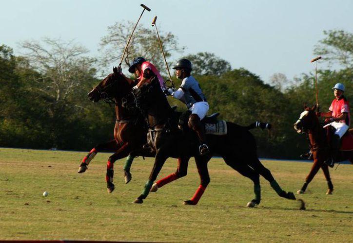 Seis equipos tuvieron participación en esta décima Copa de Polo que se desarrolló en el Yucatán Polo Club de Ralf Leszinski. (José Acosta/Milenio Novedades)