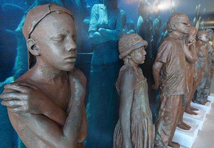 Buscarán que Isla Mujeres también cuente con un salón en donde se expongan algunas piezas. (Israel Leal/SIPSE)