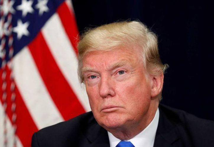 Donald Trump, presidente de Estados Unidos de América. (ABC)
