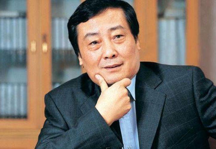 Zong Qinghou es presidente de la gigantesca corporación de alimentos y bebidas Hangzhou Wahaha Group. (english.sina.com)