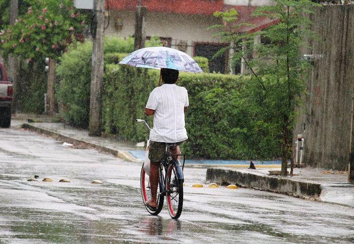 Esperan un fin de semana con poca presencia de personas en la franja costera, tras el término de las vacaciones y las lluvias aisladas. (Octavio Martínez/SIPSE)