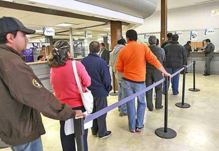En México, hay 52.1 millones de personas con una cuenta bancaria. (El Zócalo)