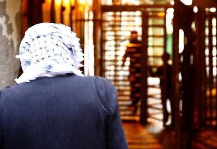 Abu Hammad estuvo recluido en prisión durante el año 2005.  (blog.triblive.com)