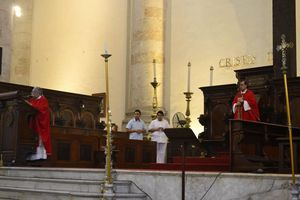 Arzobispo de Yucatán recibe al Gremio de Panaderos