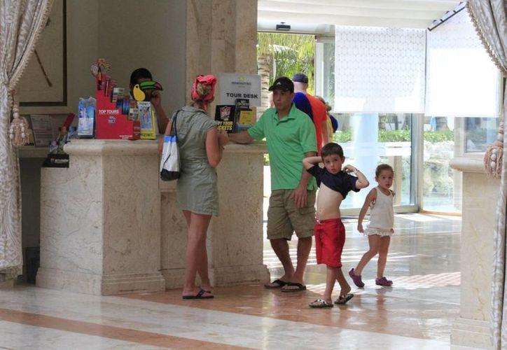 No sólo llegará turismo nacional, sino extranjero, por lo que se espera un cierre de año histórico. (Sergio Orozco/SIPSE)
