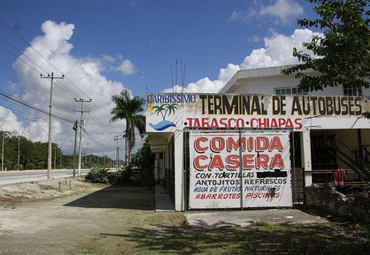"""Estará ubicada en la avenida José López Portillo, frente a la empresa cementera """"Cruz Azul"""". (Jesús Tijerina/SIPSE)"""