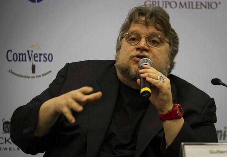 Por conflictos de agenda, el director de cine Guillermo del Toro no podrá participar en el Festival Internacional de Cine de Morelia que se realizará del 23 de octubre al 1 de noviembre. (Archivo Notimex)