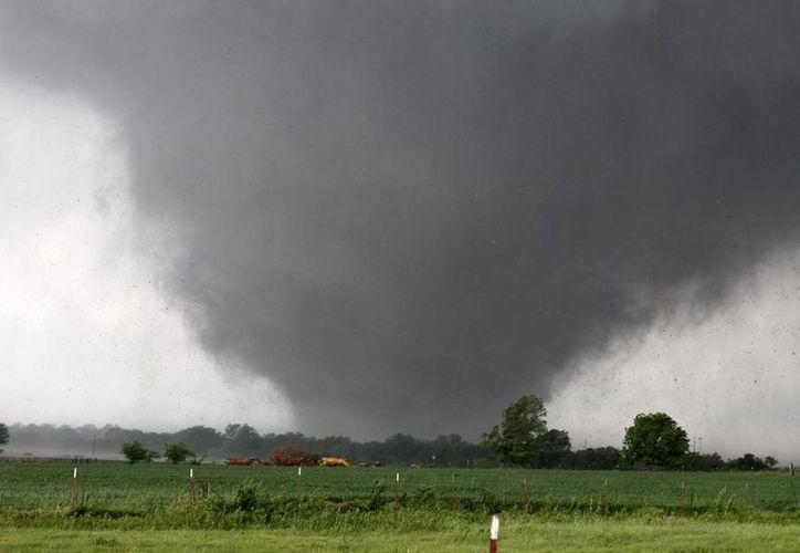 Los vientos del tornado superaron los 300 kilómetros por hora. (Foto: Agencias)