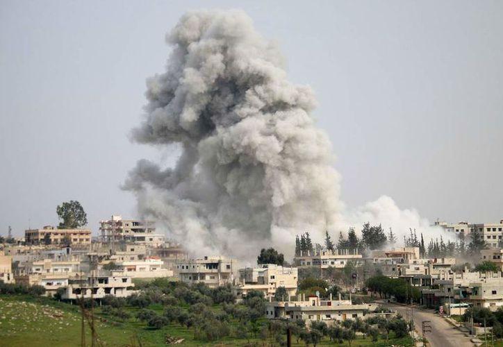 Las fuerzas integradas redoblarán el apoyo al ejército sirio como consecuencia del ataque de Estados Unidos. (Foto: Contexto/Internet)