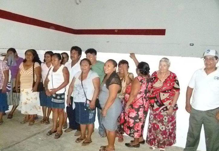 """El propietaria de la tortillería """"La Michoacana"""" ha amenazado a los quejosos y estos temen por su seguridad. (Raúl Balam/SIPSE)"""