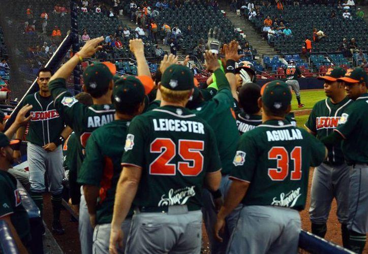 Los Leones de Yucatán son los líderes de la Zona Sur. (SIPSE)