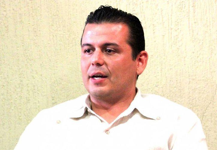Guillermo Valencia indicó que en Michoacán hay un asunto político que el enviado federal Alfredo Castillo no ha podido resolver. (contextosmichoacan.com)