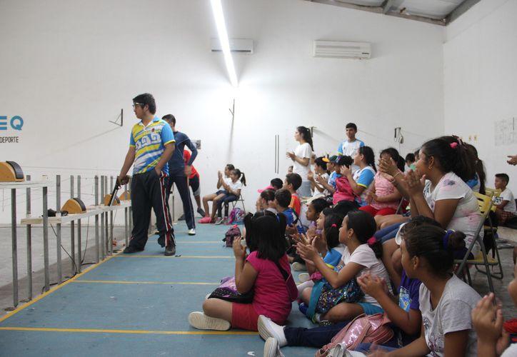 Este año las actividades del Baaxloob Palaloob se realizan en Chetumal y en Cancún. (Miguel Maldonado/SIPSE)