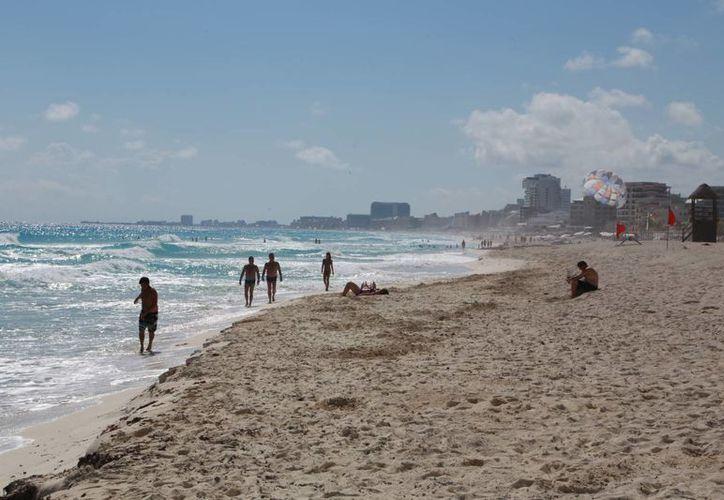 La industria del turismo trata de fortalecer la afluencia de visitantes. (Israel Leal/SIPSE)