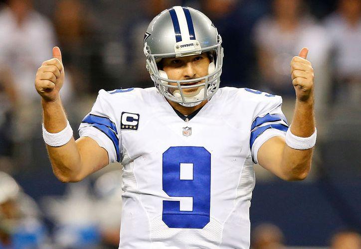 Tony Romo firmó contrato con Cowboys en 2003. (vanguardia.com)