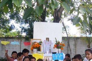 Festejan a las almas en las escuelas de Cancún