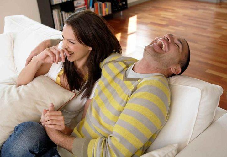 Reírse de uno mismo es una opción maravillosa y excelente para ver mejor lo que nos rodea. (Foto: Panorama)