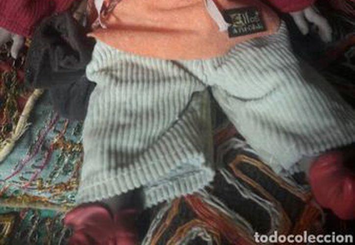 Un duende parecido al de esta foto se encontró en el interior del vehículo el taxista que hizo un traslado a Temax. (Jorge Moreno/SIPSE)