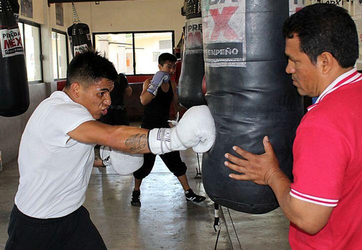 Carmona (21-5-5, 9 KOs), quien tendrá su cuarta oportunidad de conquistar un título del mundo. (Foto: SraBoxing).