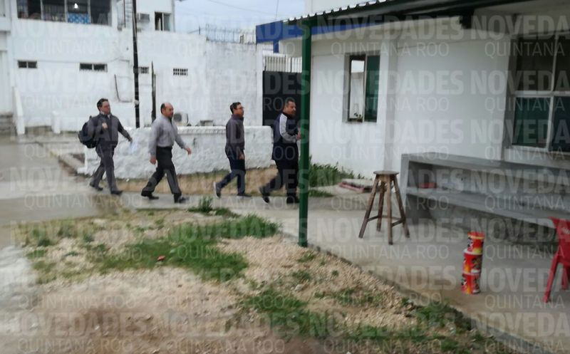 El ex titular de Apiqroo salió de la cárcel de la capital del estado