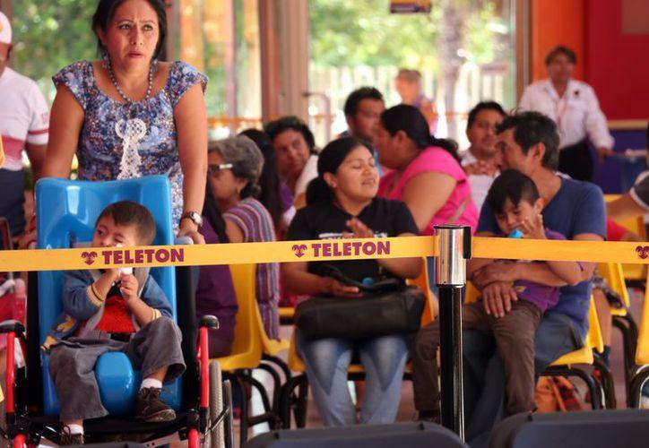 El CRIT cuenta con tres rubros de atención para los pacientes que llegan. (Foto: Milenio Novedades)