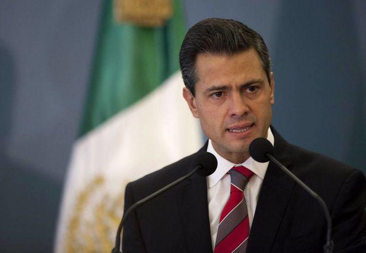 Peña Nieto sostendrá un encuentro con gobernadores, líderes comunitarios, empresarios y destacados personajes que radican en EU. (Archivo/Agencias)