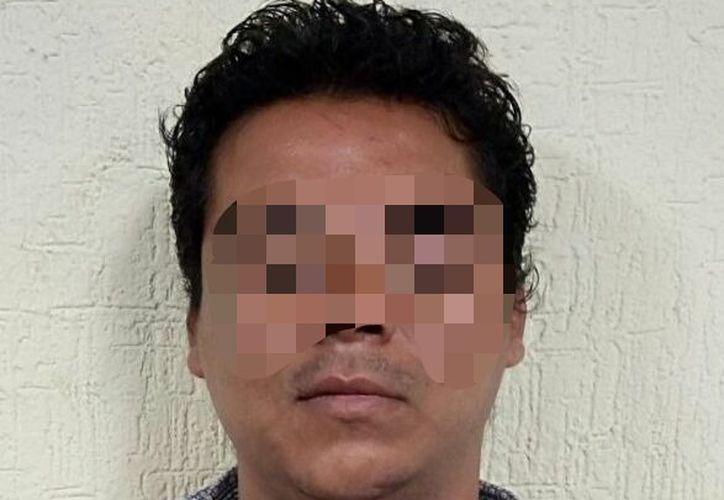 El presunto responsable de tres asaltos en un día ya tenía 10 carpetas de investigación. (Foto: Redacción/SIPSE)