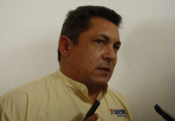 El director de Siresol dijo que el 10% de la población repara y recicla su basura. (Juan Estrada/SIPSE)