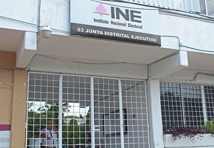 El INE había prohibido realizar debates durante la intercampaña. (Ivett Ycos/SIPSE)