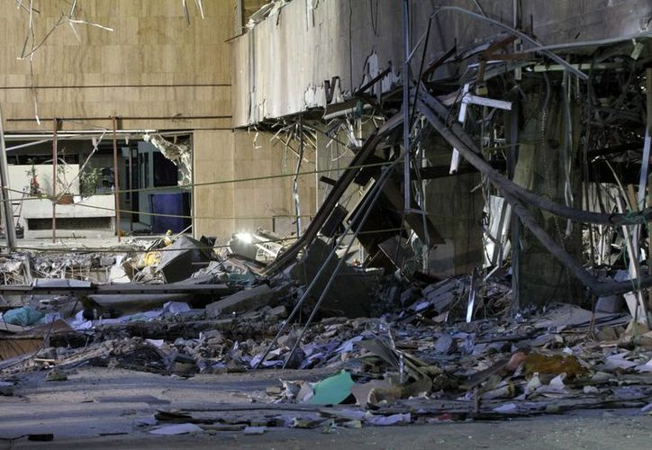 Piden reforzar el Plan de Seguridad industrial de Pemex. (Archivo/Notimex)