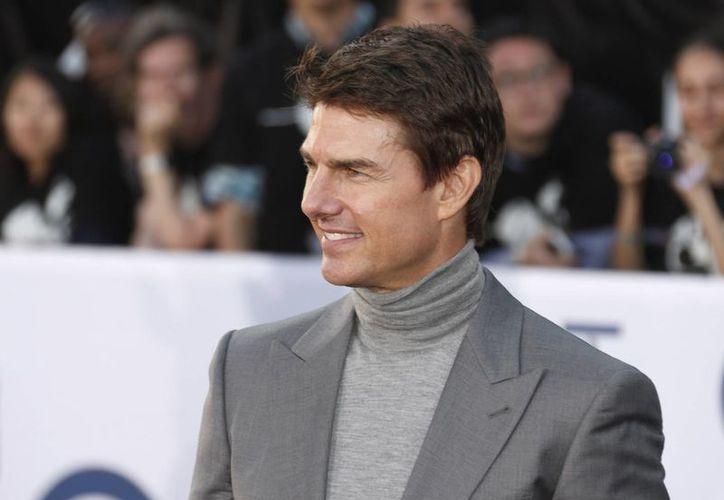 """""""Oblivion"""" es protagonizada por Tom Cruise (foto), Morgan Freeman y Melissa Leo. (Agencias)"""