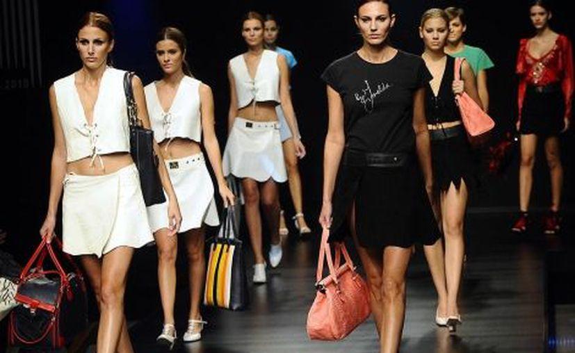 Este espacio fomenta la excelencia y competitividad de los jóvenes que estudian diseño de moda. (El Mundo)
