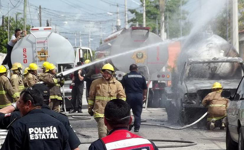Los peritos consideran que la responsabilidad de la explosión es compartida entre empleados de la gasera y su empresa. (SIPSE)