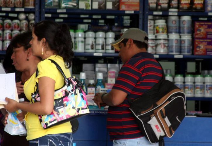 Dos de las farmacias se encontraban en el centro de la ciudad. (Milenio Novedades)