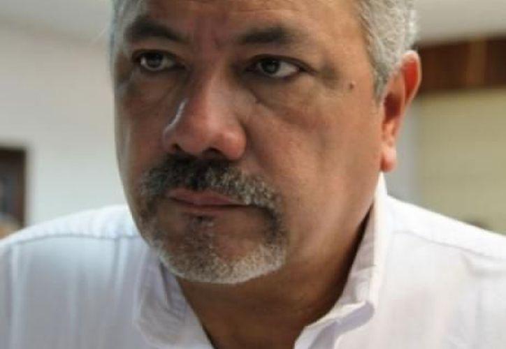 Javier Díaz Carvajal, secretario de Desarrollo Económico. (SIPSE)