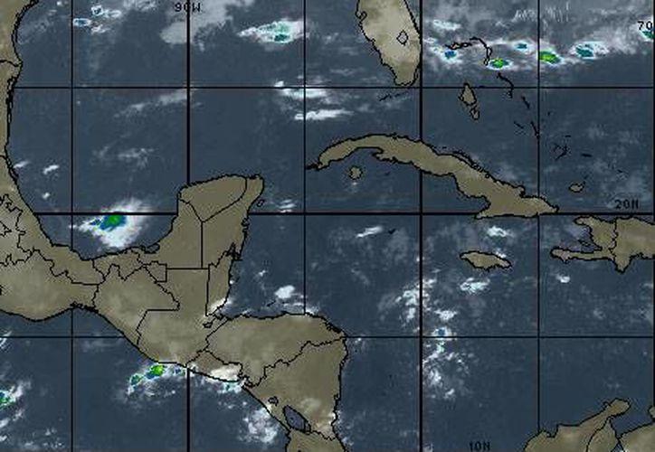 Prevén lluvias dispersas en el transcurso del día. (www.wsi.com)