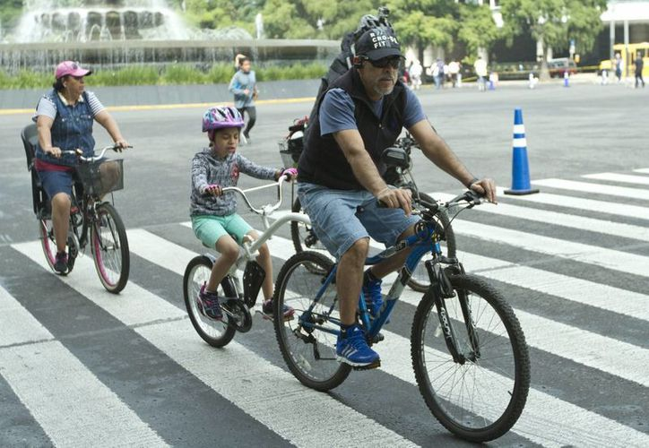 'Asegura Tu Bici' está disponible para toda la República Mexicana. Paga hasta 75 mil pesos por muerte accidental. (Archivo/Notimex)