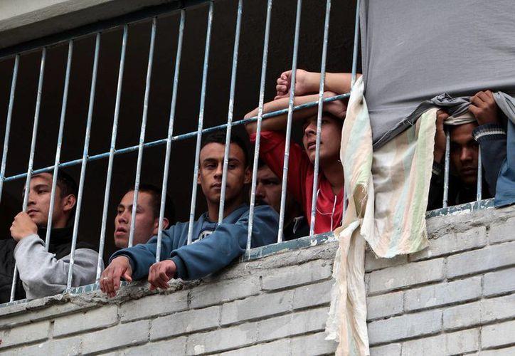 Los ocho presos fueron trasladados a la cárcel Modelo. (Archivo/EFE)