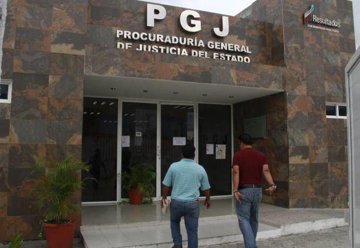 La Procuraduría de Justicia del Estado consignó a los jóvenes. (Redacción/SIPSE)