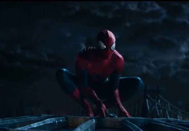 La premier de la nueva película del Asombroso Hombre Araña llegará a México el 17 de abril. (Captura de pantalla de YouTube)