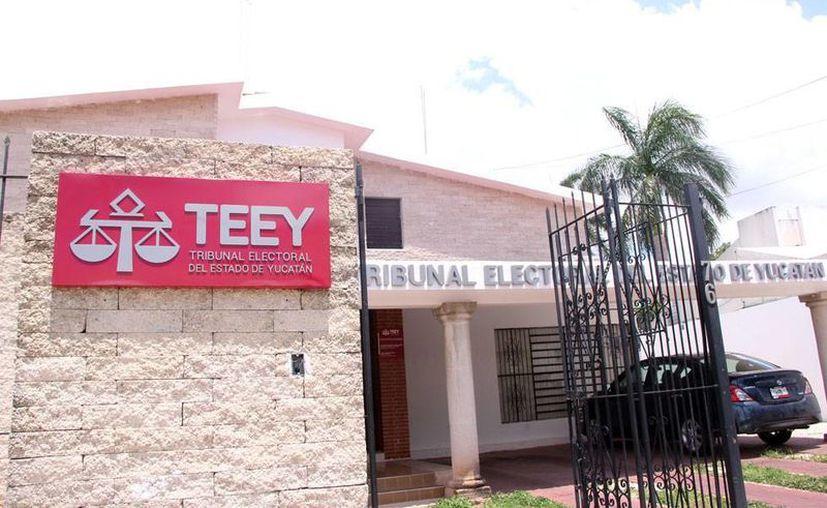 El Tribunal Electoral de Yucatán desechó un recurso de inconformidad del partido Movimiento Ciudadano contra el PRI. La imagen está utilizada solo con fines ilustrativos. (Milenio Novedades)
