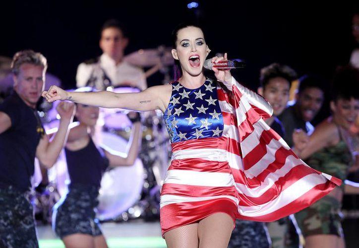 En octubre Katy Perry se presentará primero en Monterrey y pocos días después en la Ciudad de México. (todokatyperry.com)