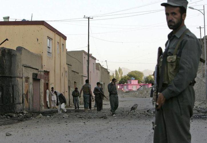 Los civiles son el sector más golpeado por los atentados. (EFE)
