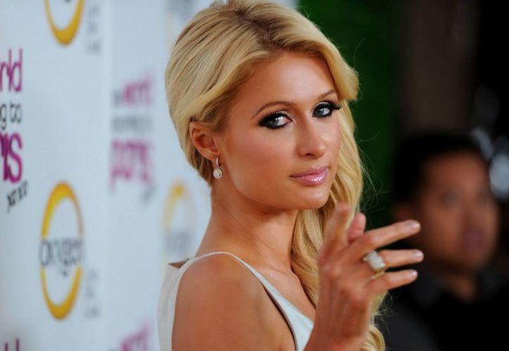 Paris Hilton llega a Colombia para inaugurar una tienda y presentar una colección. (latestwebstuff.com/Archivo)