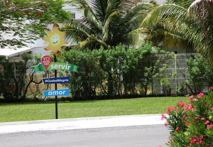 Al proyecto también se sumó Ayuda Ciudadana Cancún, que apoya a grupos vulnerables. (Victoria González/SIPSE)