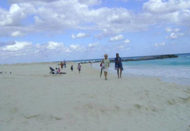 Las bellezas naturales de Quintana Roo, están presentes en la Feria Internacional de Turismo en Berlín. (Redacción/SIPSE)
