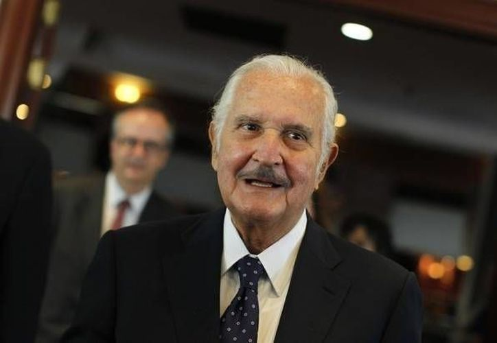Carlos Fuentes publicó 'Chac Mool' en el año 1954.(Archivo/SIPSE)