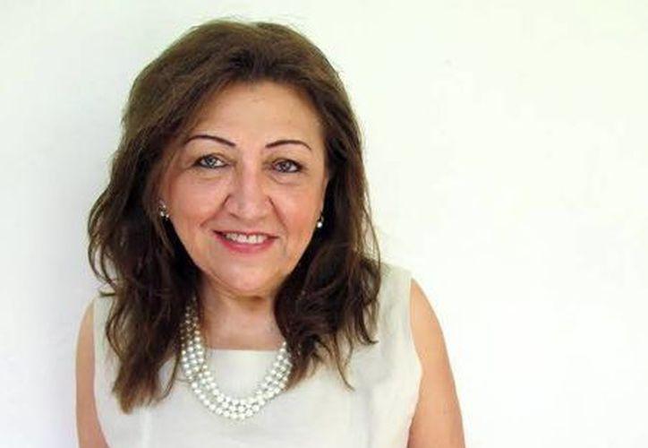 Adda Ruth Mendoza Alcocer, directora del plantel. (Milenio Novedades)
